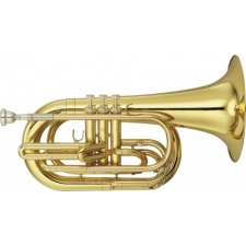 Yamaha Marching Baritone - YBH301M Bb Model with Case & Mouthpiece