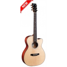 Martin 000CJr-10E Junior 14 Fret 000 Cutaway Electro Acoustic Soft Gig Bag
