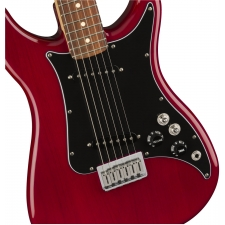 Fender Player Lead II, Crimson Red Trans