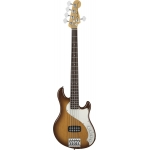 Fender American Deluxe Dimension V, Violin Burst
