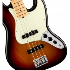 Fender American Professional Jazz Bass, 3 Colour Sunburst, EX-DEMO