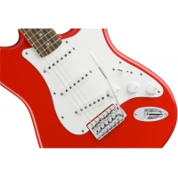 Squier Affinity Series Stratocaster, Race Red