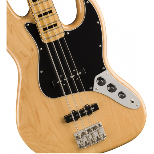 Squier Classic Vibe '70s Jazz Bass, Natural