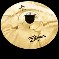 Zildjian A Custom 10'' Splash Brilliant Cymbal A20542, Secondhand