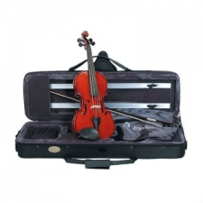 "Stentor Conservatoire Viola Outfit (16.5"") with Bow, Case & Rosin (1551QE)"