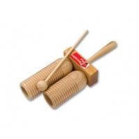 Percussion Plus PP252 Guiro Wood Block