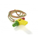 Percussion Plus PP1125 Samba Whistle For Samba Music