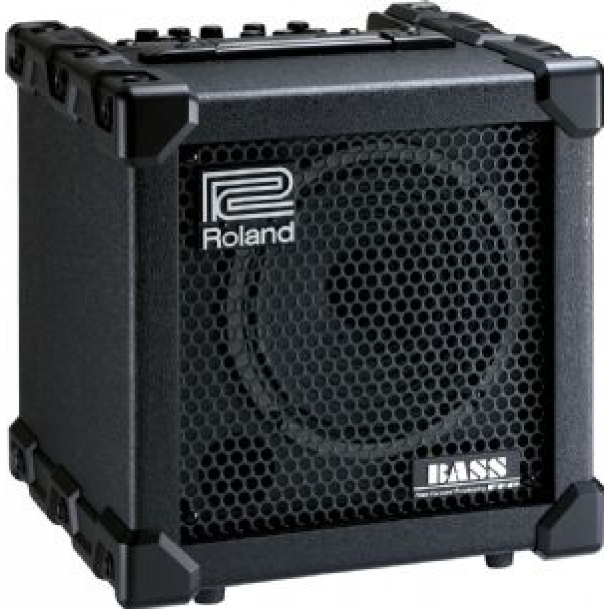 roland cube 20xl portable amp bass combo combo amp roland amp amps at promenade music. Black Bedroom Furniture Sets. Home Design Ideas