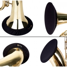 "Protec A322 5.25"" - 6.75"" Bell Cover - Flugelhorn and Tenor Saxophone"