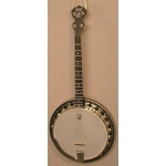 Deering Boston 17-Fret Tenor Banjo With Hard Case