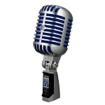 Shure Super 55 Deluxe Vintage Style Vocal Microphone