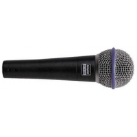 Shure Beta 58A Microphone, Secondhand