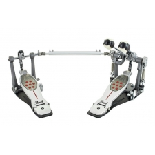 PEARL P-2052C REDLINE ELIMINATOR TWIN CHAIN DOUBLE PEDAL W/CASE
