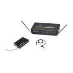 Audio Technica ATW701P Presenter System - 700 Series Lavalier Lapel Wireless Radio Mic