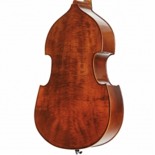 3/4 Size Stentor Conservatoire Bass Outfit With Bow & Cover #1439C
