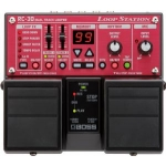 Boss RC30 Loopstation Twin Pedal Multi-Track Looper