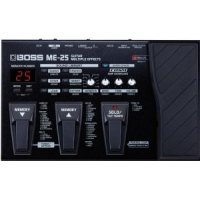Boss ME25 Guitar Multiple Effects
