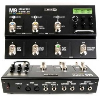 Line6 M9 Stompbox Modeller Multi-Effects Pedal