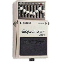 Boss GE7 Graphic Equaliser