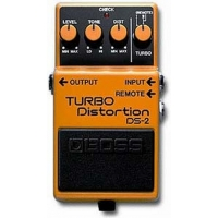 Boss DS2 Turbo Distortion, Secondhand