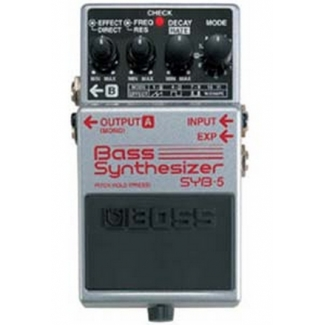 Boss SYB5 Bass Synthesizer