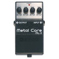 Boss ML2 Metal Core Pedal