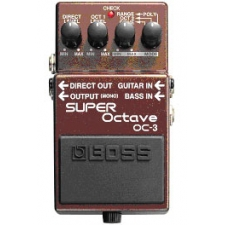 Boss OC3 Polyphonic Octave Pedal