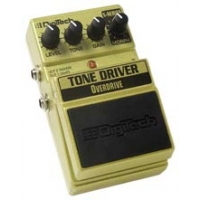 Digitech Tone Driver Distortion Pedal