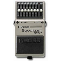 Boss GEB7 Bass EQ