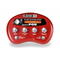 Line6 Pocket POD Portable Desktop Guitar Pre-Amplifier