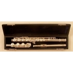 Paris Flute With Solid Silver Headjoint