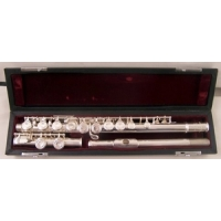 Paris Artiste Flute With Case