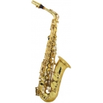 Arnolds & Sons AAS100Y Alto Saxophone With Mouthpiece & Sax Case