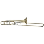 Yamaha YSL882-O Xeno Model Bb/F Tenor Trombone With Case & Mouthpiece