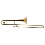 Yamaha YSL881 Xeno Model Bb Tenor Trombone With Case & Mouthpiece
