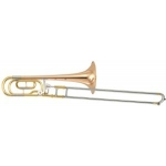 Yamaha YBL421G Bass Trombone Outfit with Case & Mouthpiece