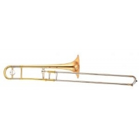 Yamaha YSL445-GE Bb Tenor Trombone With Case & Mouthpiece