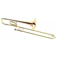 Yamaha YSL350C Compact Bb Compact Trombone with Case & Mouthpiece