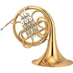 Yamaha YHR314-II Single F French Horn, Fixed Bell