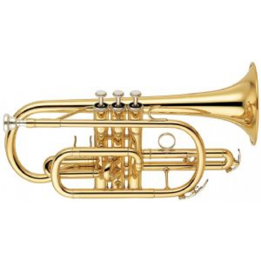 Yamaha ycr2330 iii bb cornet with case mouthpiece at for Yamaha trombone case