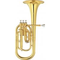 Yamaha YAH203 Eb Tenor Horn With Case & Mouthpiece