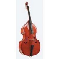 Stentor Student II Double Bass With Cover & Bow (#1438)