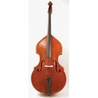 Stentor Profundo Double Bass, 3/4 Size - Instrument Only (#1442)
