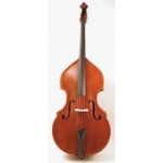 Stentor Profundo 3/4 Size Double Bass With Carving - Instrument Only (#1445)