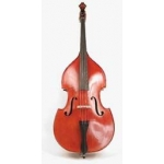 Stentor Conservatoire Double Bass With Cover & Bow (#1439)