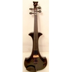 Bridge Aquila Electric Violin in Black