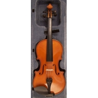 Bellolino Academy 4/4 Size Violin With Case & Bow
