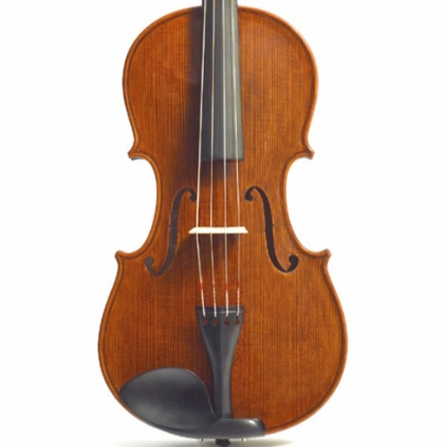 """15"""" Stentor Messina Viola Outfit With Bow, Oblong Case & Rosin #1866P"""