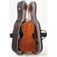 Stentor Conservatoire Cello Outfit with Case & Bow (#1586)