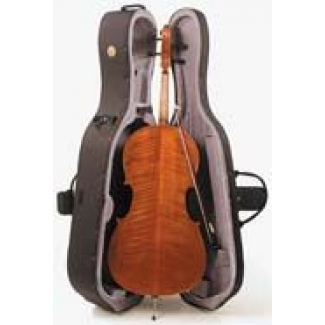 Stentor 3/4 Conservatoire Cello Outfit with Case & Bow (#1586C)